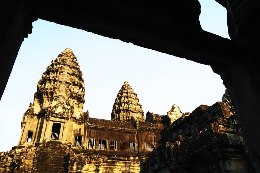 buddhist temples in cambodia