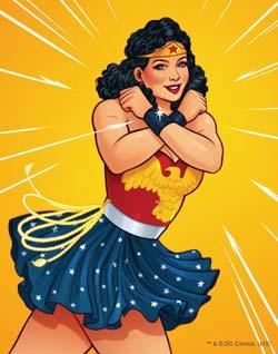 Wonder Woman by Jen Bartel