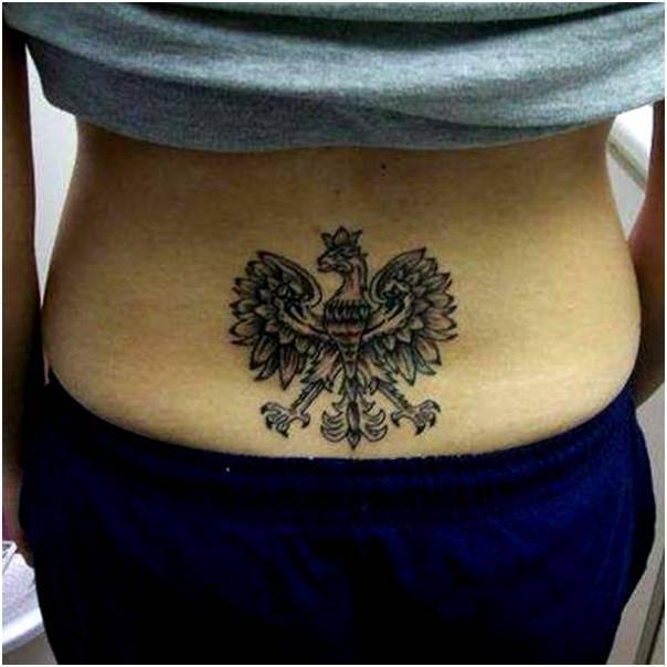 Polish Tattoo Ideas: Zoom Tattoos: Polish Eagle Tattoo