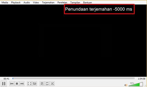Cara Mempercepat atau Memperlambat Subtitle Film di VLC Komputer