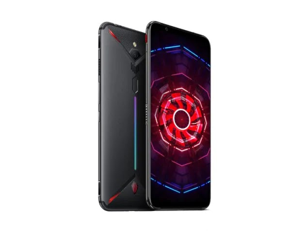 Nubia red Magic 3 cellphone details