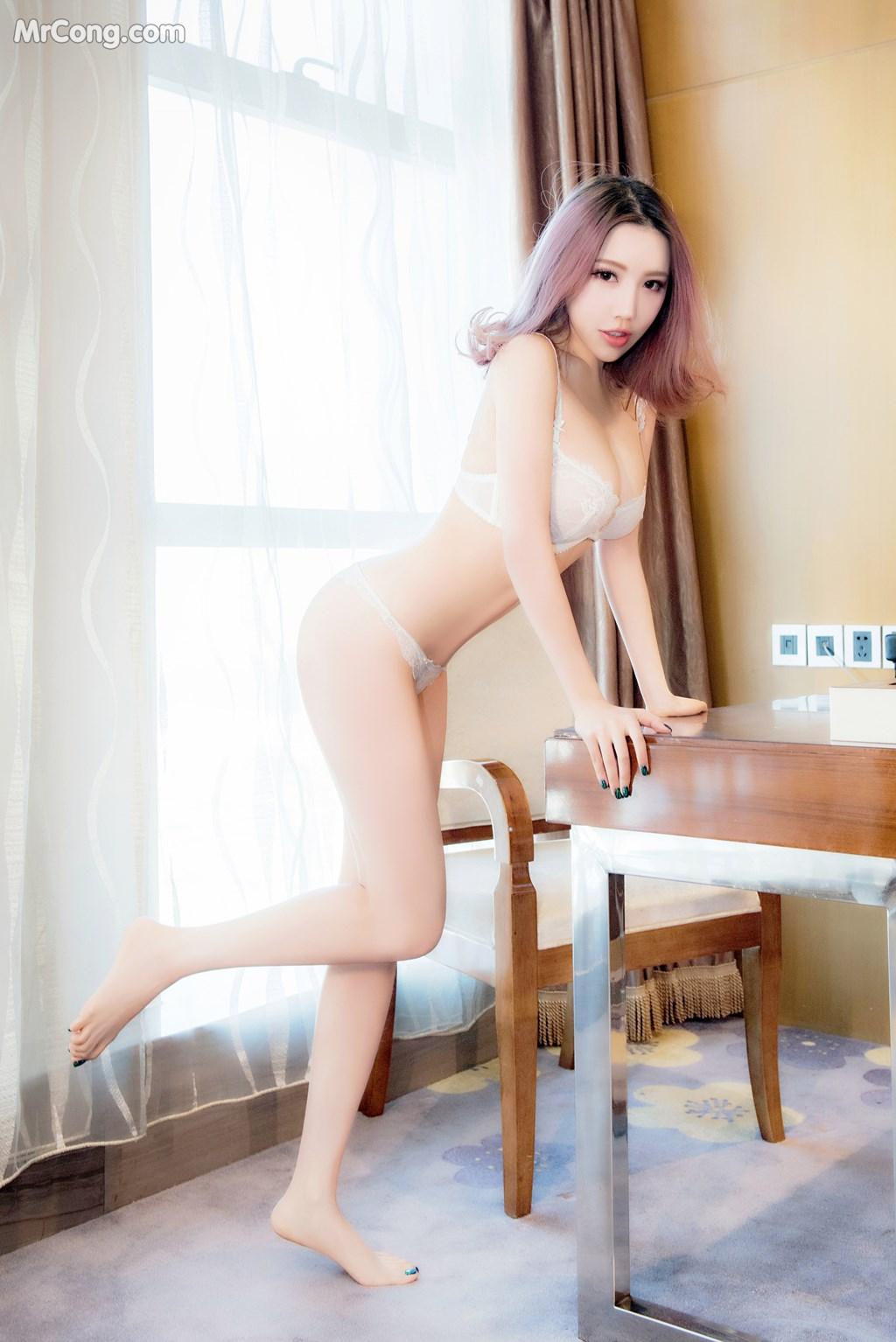 Image SLADY-2017-05-25-No.001-Ni-Xiao-Yao-MrCong.com-006 in post SLADY 2017-05-25 No.001: Người mẫu Ni Xiao Yao (妮小妖) (60 ảnh)