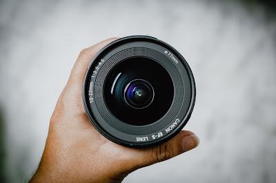 Lensa canon EF-S