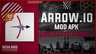 Arrow.io MOD APK [GOD MOD - UNLIMITED MONEY] Latest (V2.2.0)