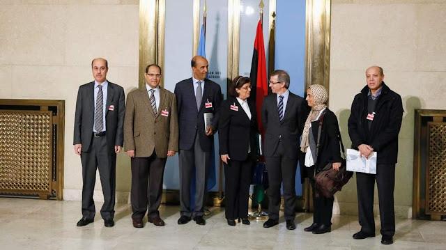 توقيع اتفاق وقف إطلاق النار بين الفرقاء في ليبيا