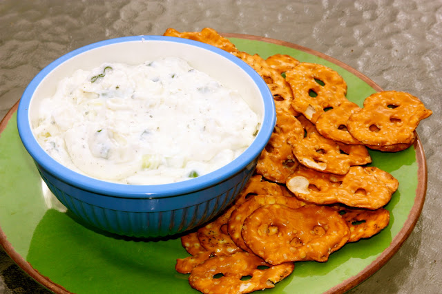 Ranch Greek Dip
