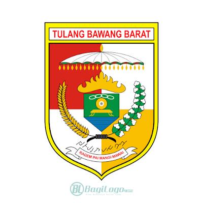 Kabupaten Tulang Bawang Barat Logo Vector