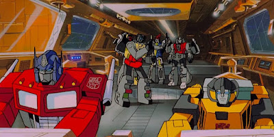 The Transformers Movie 1986 Image 13