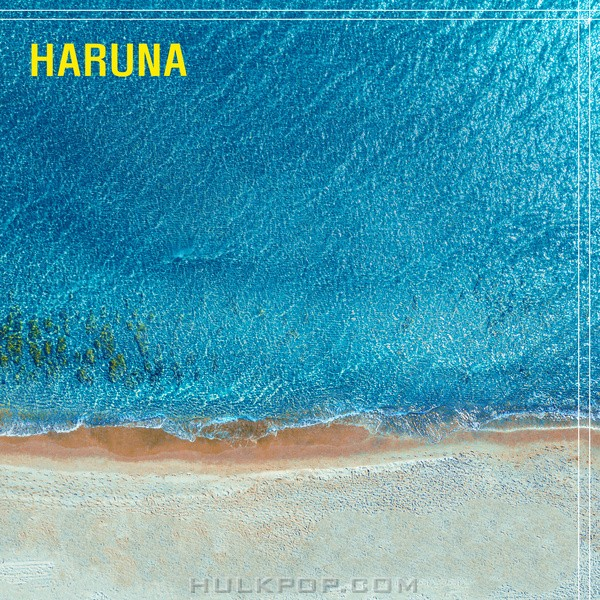 HARUNA – Fill of blue – Single