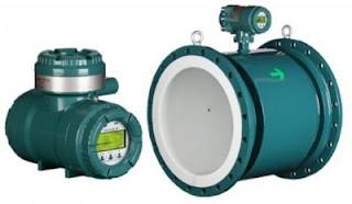 Yokogawa ADMAG Magnetic Flow Meter