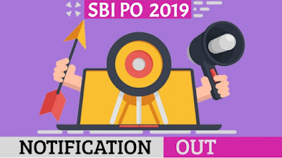 SBI PO 2019 Notification Out | 2000 Vacancies | Apply Online Now