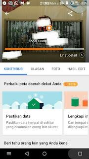 Cara Menjadi Kontributor Google Maps