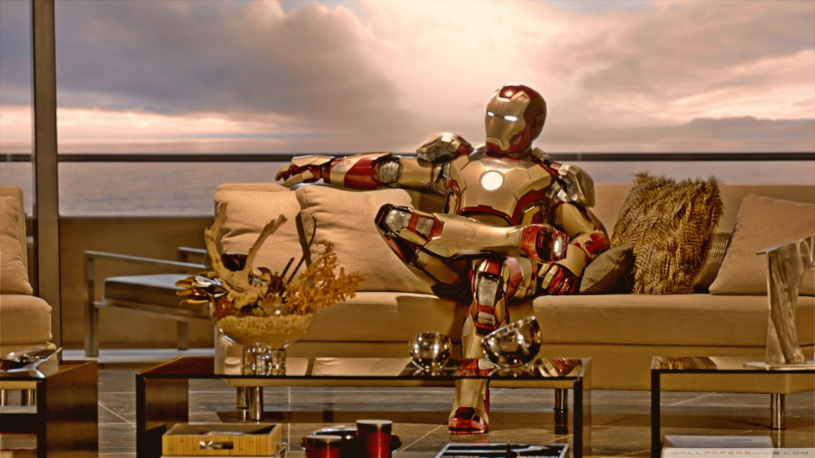 Tracking The Tech Top 10 Best Hd Iron Man 3 Wallpapers
