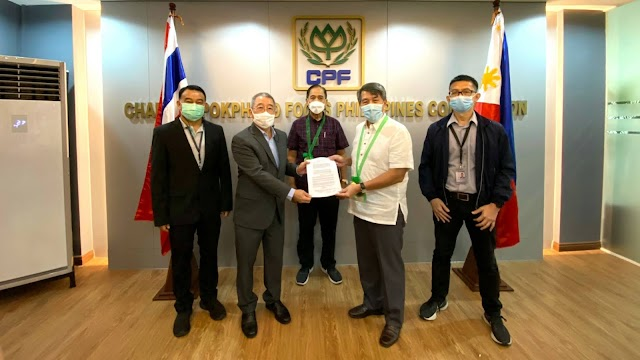 CPF Philippines partners with Philippine's Department of Agriculture to revive hog industry