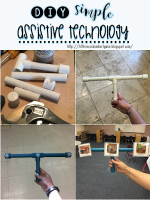 DIY Simple Assistive Technology for Special Education