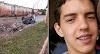 Jataí: Jovem é arremessado após veículo colidir em poste e capotar