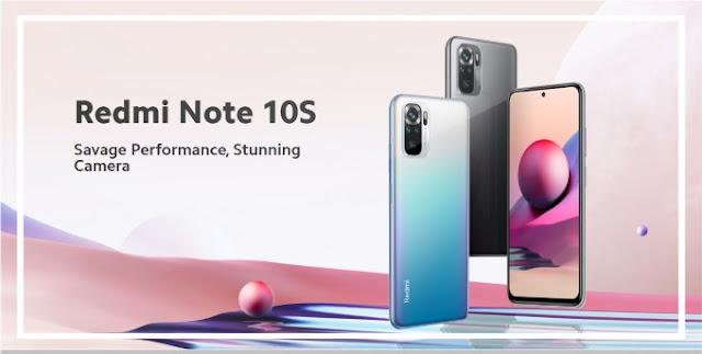 Redmi Note 10S Price in Nepal