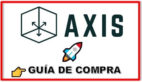 Cómo y Dónde Comprar Criptomoneda AXIS DEFI Tutorial