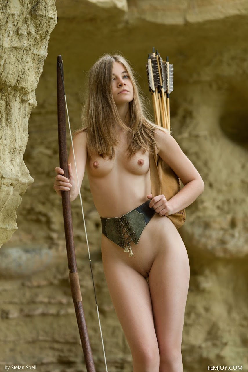 [FEdf] Nastya H - Nude Hunter - idols