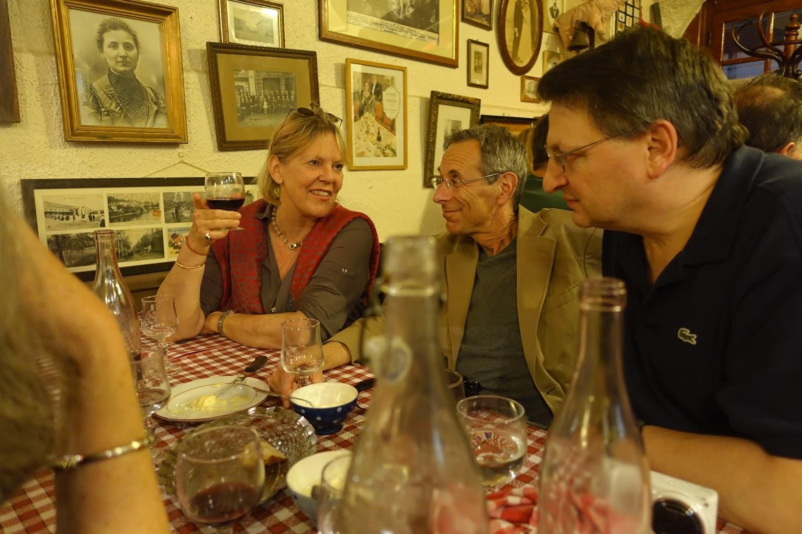 Restaurant Chez Denise Et Daniel Lyon