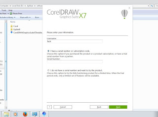 Tutorial Instal CorelDraw X7 Dengan Mudah dan Cepat