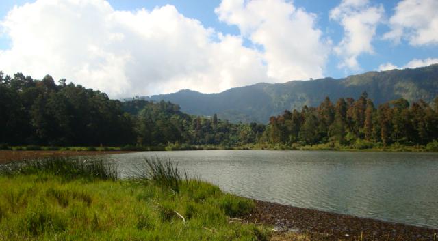 Pengilon Dieng Lake