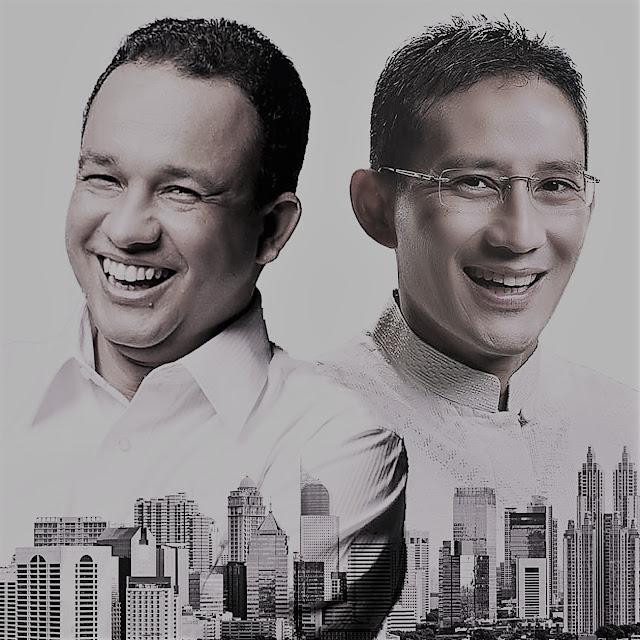 Gubernur dan Wakil Gubernur Jakarta periode 2018-2023