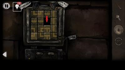 правильно собранный пазл в игре выход из заброшенной шахты