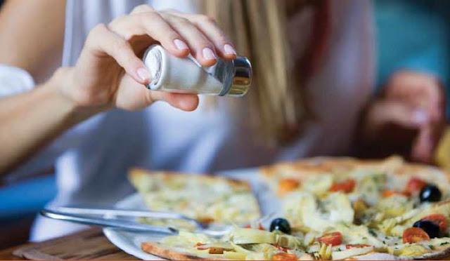 Мит ли е прекомерната консупация на сол