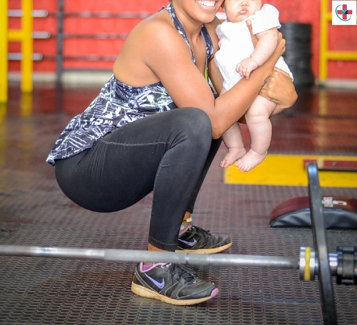 A Guide To Get Back Into Good Shape After Child Birth