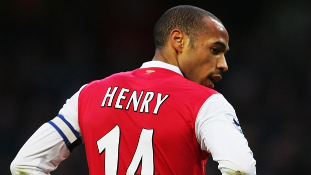 Thierry Henry Terbuka untuk Mengelola Arsenal