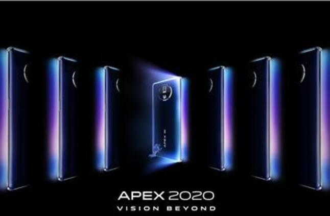 هاتف Vivo APEX 2020 يكشف عن رؤية مستقبلية أبعد من الخيال