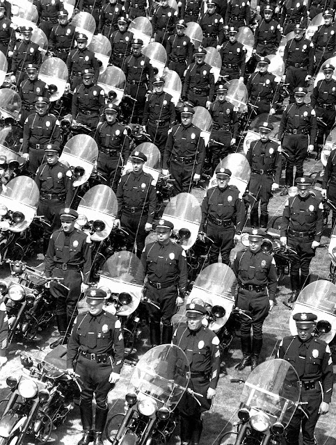 motorcycle police photograph