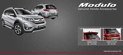 Jual Aksesoris Honda BRV Bandung