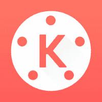 kinemaster mod apk logo