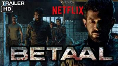 Betaal Web Series (2020) 480p NF Full Download Hindi + English WEB-DL