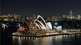 Sydney Opernhaus, Australien