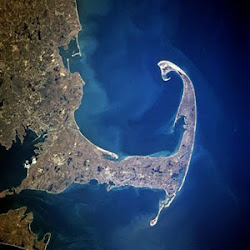 Cape Cod from the Air