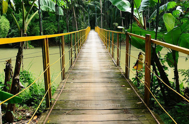Jembatan Gantung Watupuro, Purworejo