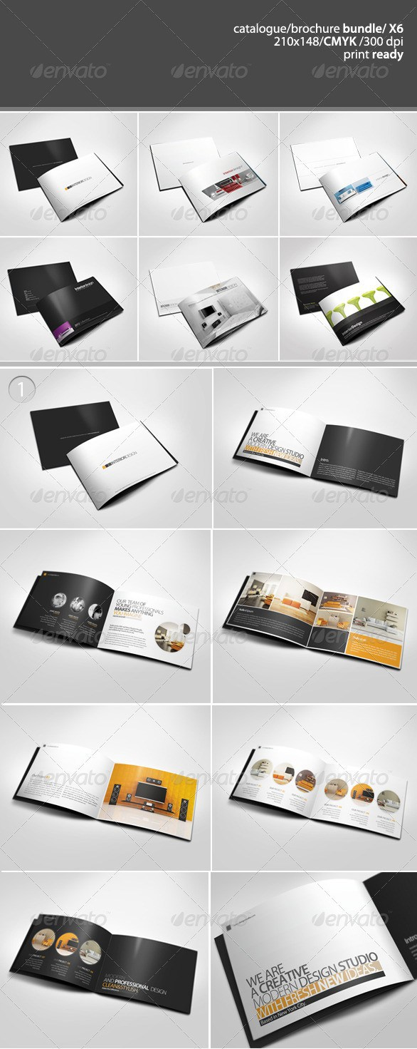 100+ Free & Premium Brochure Templates Photoshop PSD InDesign & AI ...