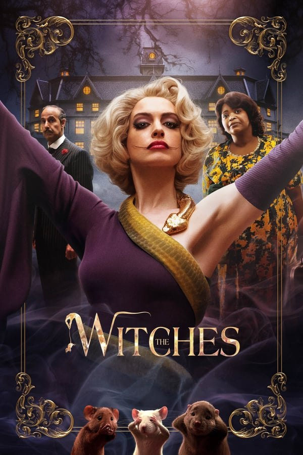 The Witches (2020) 720p 1080p WebRip English | HBO MAX Film
