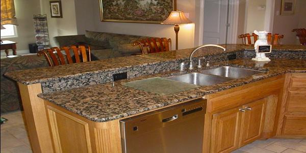 granite countertops pictures kitchens
