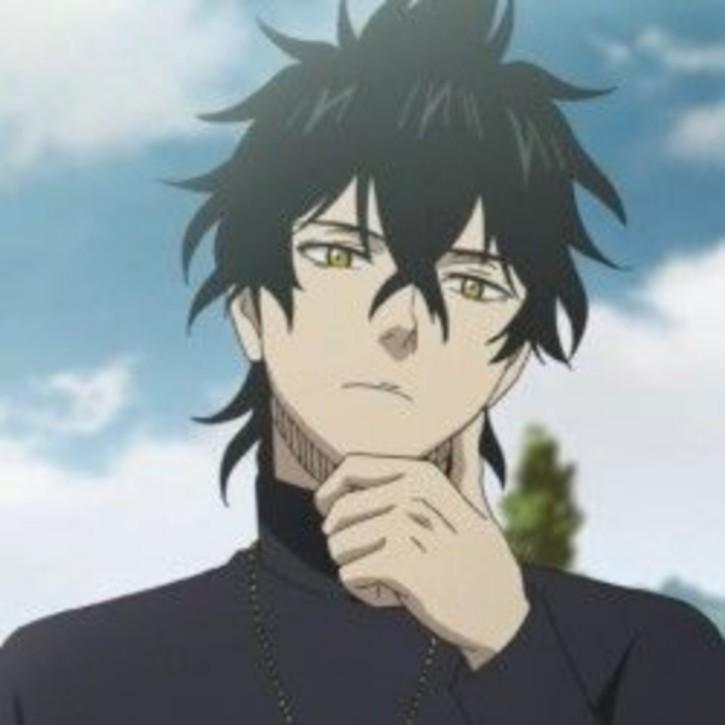Yuno (Black Clover) anime boy image.