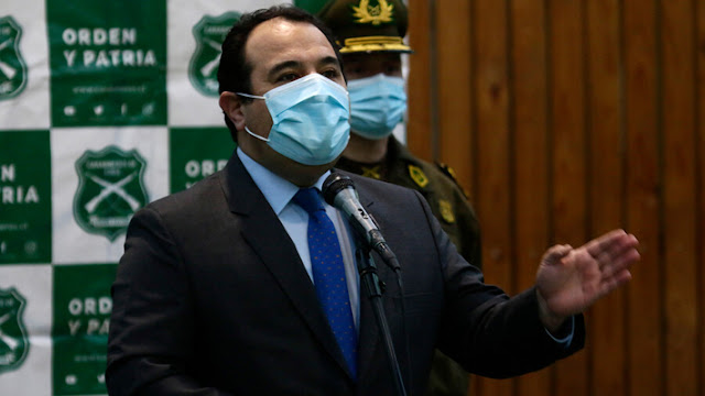 Subsecretario del Interior, Juan Francisco Galli.