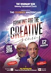 The Visionary Hub presents The Celebrity Master class (Branding for the Creative Genius)
