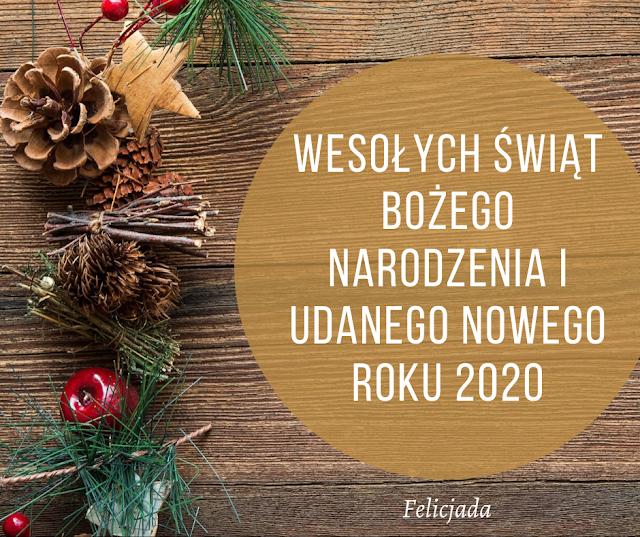 Serdeczne życzenia świąteczne od Felicjady