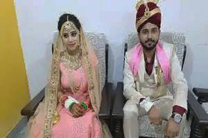 Bride groom dies after marriage