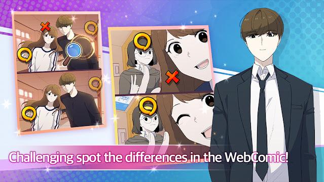 Screenshot Find differences Boyfriend - Apcoid