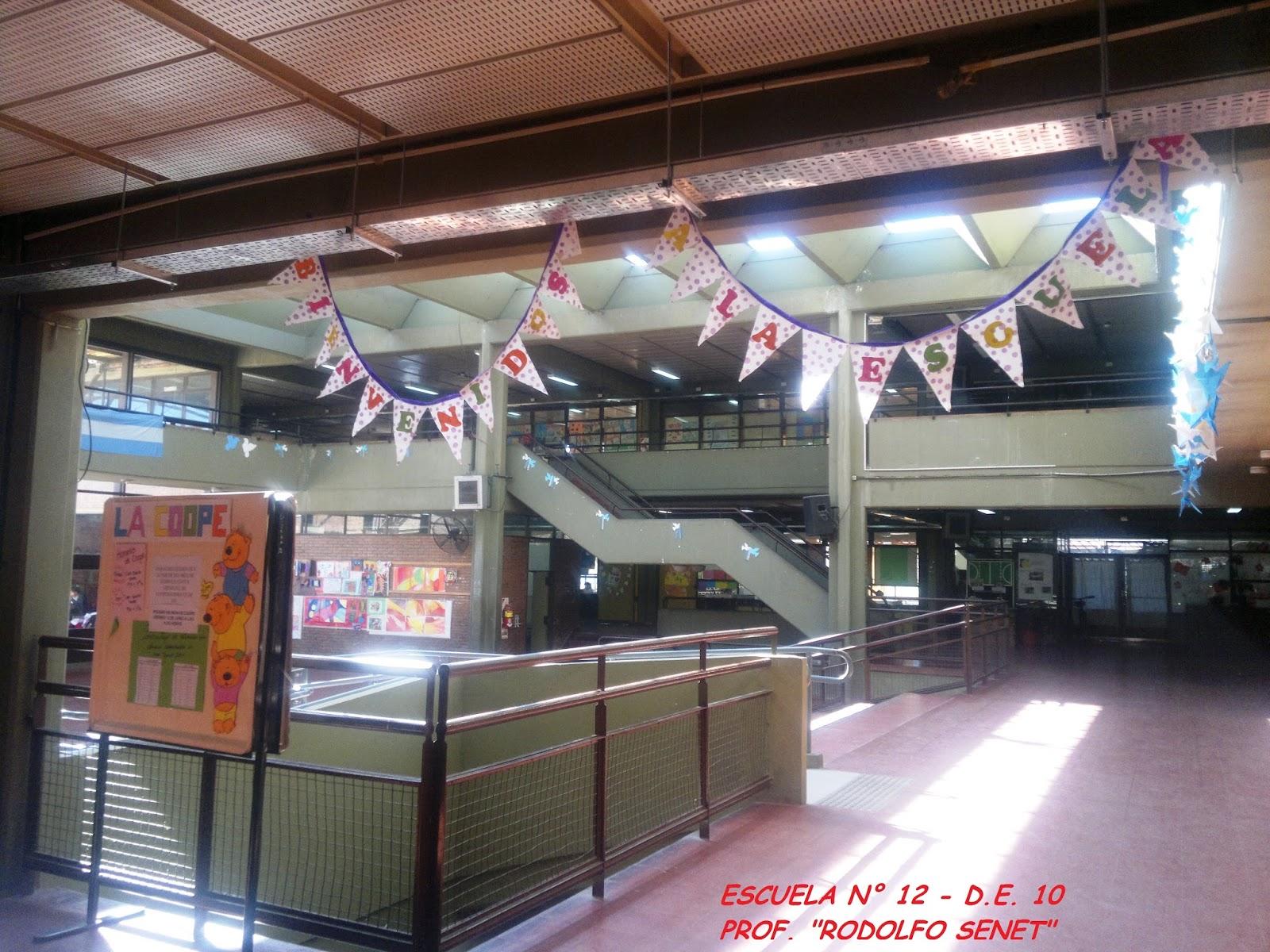 Escuela N° 12 DE 10° \