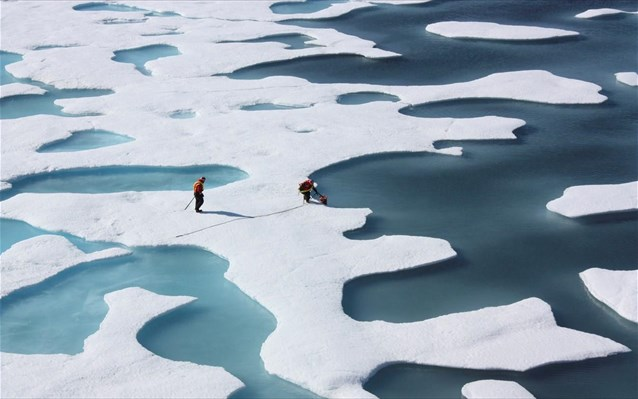 Η Αρκτική λιώνει η Ευρώπη αντιμετωπίζει σφοδρά κύματα κακοκαιρίας